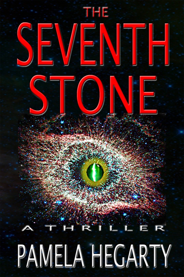 Seventh Stone front cover for Kindle copy