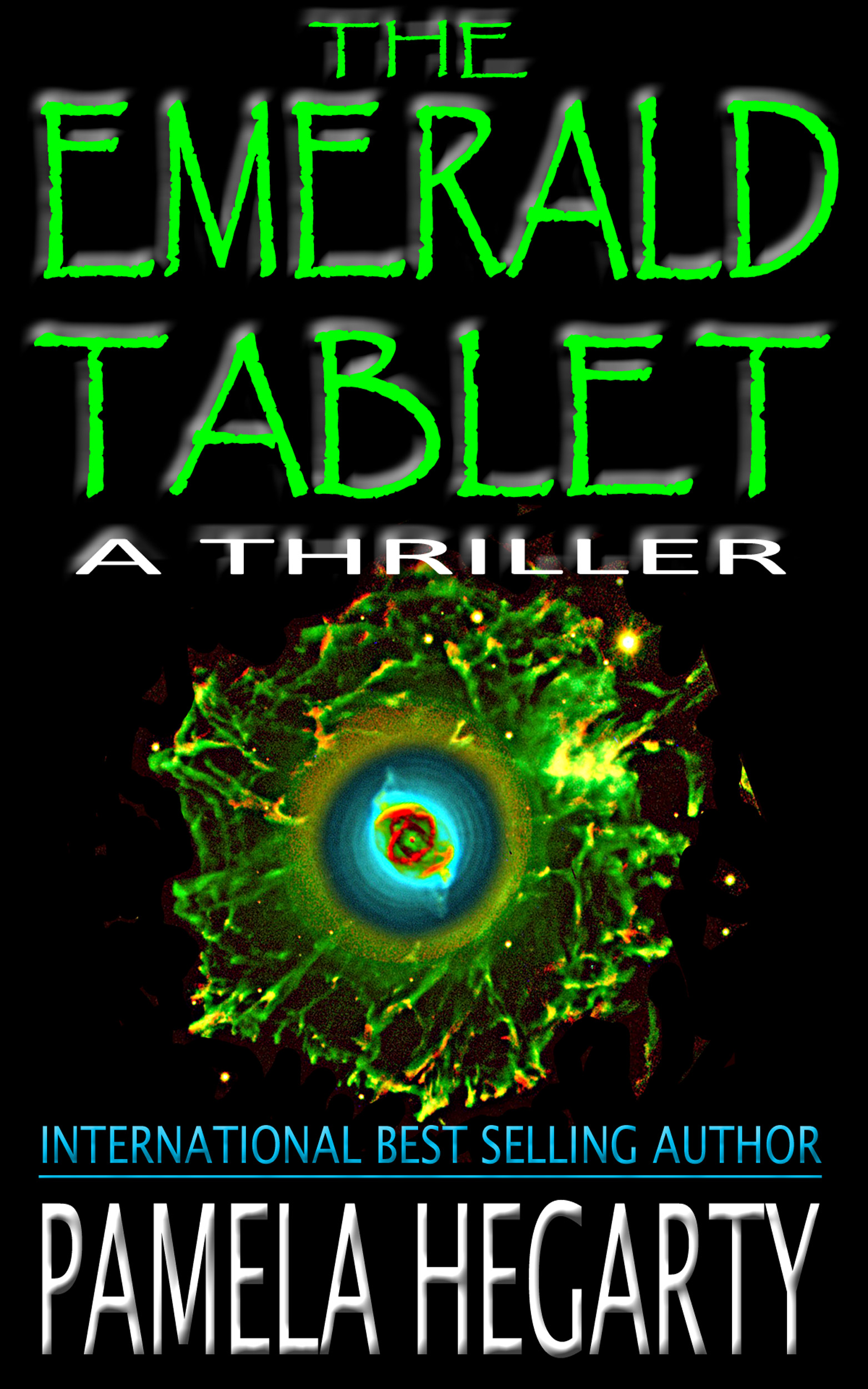 """The Emerald Tablet: A Thriller"" combines history, science"
